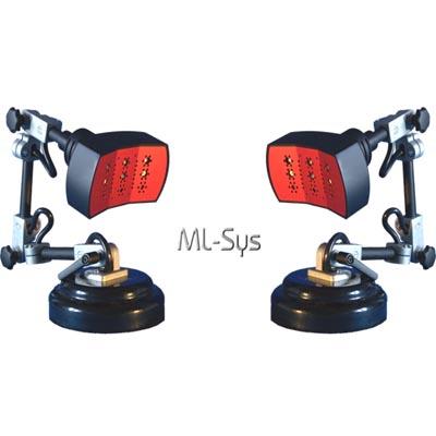 Sistemas de luces metaméricas